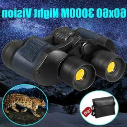 60x60 binoculars telescope night vision high definition