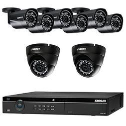 Lorex 16 Channel 4K 4MP 8 Camera Security System NR9163 3TB
