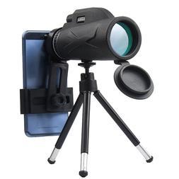 80x100 Outdoor Hiking Hunting Optical Lens <font><b>Monocula
