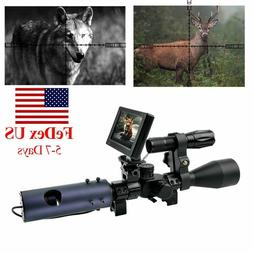 850nm Infrared Laser IR Device Night Vision Scope Sight Came