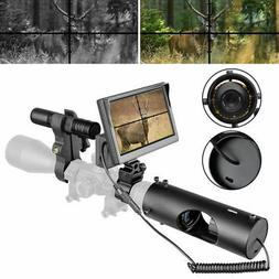 850nm Infrared LED IR Night Vision Riflescope Hunting Scopes