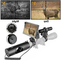 850nm Infrared LED IR Night Vision Scope Cameras Outdoor Opt