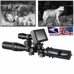 850nm Infrared LED IR Night Vision Device Scope Sight Camera