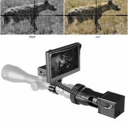 850nm Infrared Night Vision Device Riflescope Hunting Scope