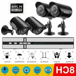 8CH HD 960P DVR H.264 Outdoor Night Vision Security Camera S