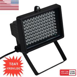 96 LED Night Vision IR Infrared Illuminator Light Lamp Black
