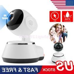 Baby Monitor Wireless WIFI HD 1080P Security Camera Pan Tilt