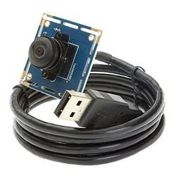 ELP 170degree Fisheye Wide Angle VGA USB Camera Module with