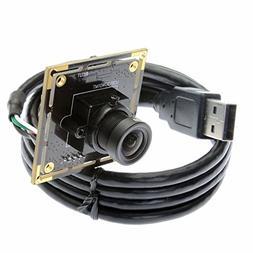 ELP 2.1mm Lens Wide Angle Webcam Low Illumination USB Camera
