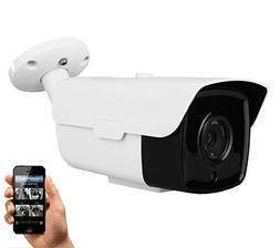 HDView  4MP IP Camera ONVIF PoE WDR H.264/H.265 5MP 2.7-13.5