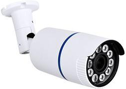 HDView License Plate Camera, 4-in-1  Bullet Camera, 2.4MP Fu