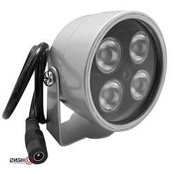 JC Infrared Illuminator 4 Led High Power LED IR Array Illumi