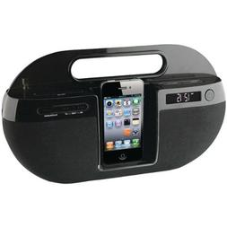 KJB iPod Dock Alarm Clock with Night Vision Hidden Video Nan
