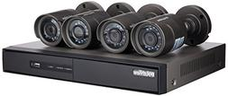 LaView 4 Camera 960H Security System, 8 Channel 960H DVR w/5