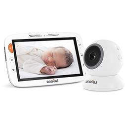 """Levana Alexa 5"""" LCD Video Baby Monitor with 12 Hour Batter"""