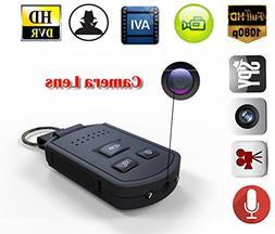 MDTEK@ 16GB +HD 19201080P mini Spy Hidden Car Keychain Camer