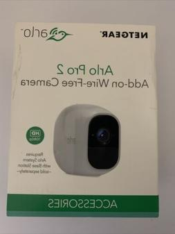 NEW Arlo - Pro 2 Add-On Security Wireless Camera - Weather R