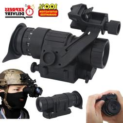 New Waterproof Infrared IR HD Monocular Night Vision Helmet