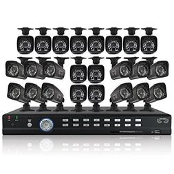 Night Owl Security  32 Channel Video Security System with 24