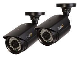 Q-See QM9702B-2 High-Resolution 900TVL Weatherproof Cameras