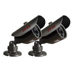 REVO America RCBS30-2ABNDL2 660 TVL Indoor/Outdoor Bullet Su