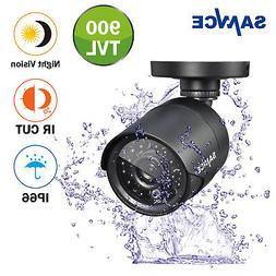 SANNCE 1x 900TVL Outdoor Indoor 100ft Night Vision Home Secu