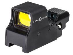 Sightmark Ultra Shot M-Spec Reflex Sight w/ QD Lever - Red C