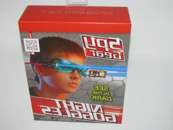 Spy Gear Spy Night Goggles - Features Lighted Blue Lenses, R