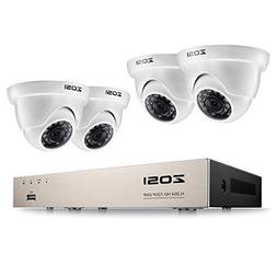 ZOSI 8CH FULL HD 1080P CCTV Security camera System,1080P HD-