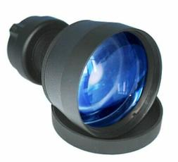 afocal magnifier lens