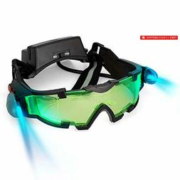 AGM Spy Night Vision Goggles, Adjustable Night Goggles with