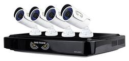 Night Owl AHD10-841-B 8 Channel Smart HD Video Security Syst