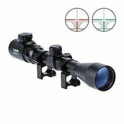 Air Rifle Scope Night Vision Airsoft Sniper Pellet Gun BB Bl