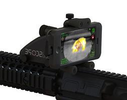 Inteliscope ANDROID Rifle Mount + Seek Thermal Imaging IR Ri