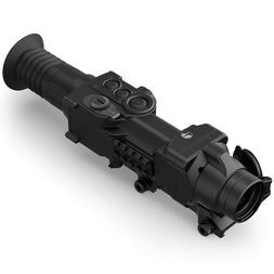 NEW Pulsar Apex XQ50 thermal rifle scope Hog Coyote Hunting