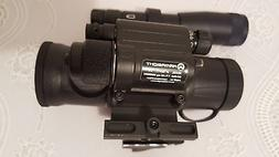 armasight Night vision clip on flag  mini mg gen 4 top of th