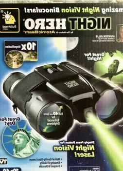 Atomic Night Hero Binoculars Night Vision Laser J2 10X40mm *