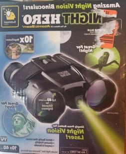 Atomic Night Hero Binoculars Night Vision Laser J2 10X40mm *