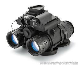 NVD BNVD Mil-Spec Night Vision Dual Binocular Gen 3 White Ph