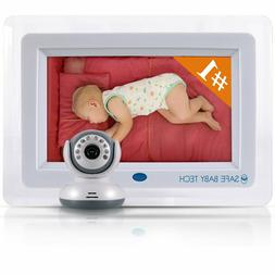 Best Wireless Video Baby Monitor with Night Vision
