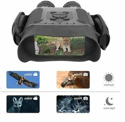 Bestguarder Night Vision Binoculars, 4.5-22.5×40 HD Digital
