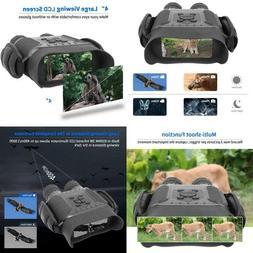 Bestguarder Night Vision Binoculars, 4.5-22.5×40 HD Digital