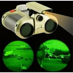 Night Scope 4X30 Binoculars Night Vision Goggles for Childre