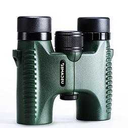 USCAMEL HD 10x26 Binoculars Compact for Adults Powerful Long