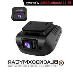 Both 1080P FHD Front and Rear Dual Lens Dash Cam in Car Came