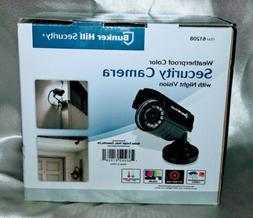 Bunker Hill Color Security Camera - Weatherproof with Night