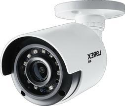 Lorex C841CA-W Indoor/Outdoor 4K Ultra HD Analog Security Bu