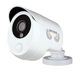 Night Owl CAM-PIRHDA10W-BU 2 Megapixel Surveillance Camera -