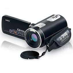 Camcorder Digital Camera Full HD 18X Digital Zoom Night Visi