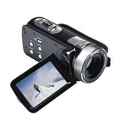 Camera Camcorders, Celendi Portable 1080P IR Night Vision 24
